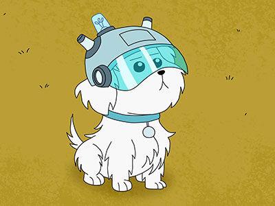 s01e02 — Lawnmower Dog