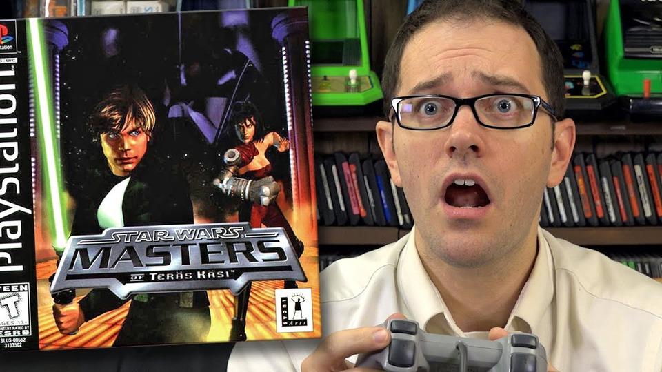 s11e11 — Star Wars: Masters of Teras Kasi (PS1)