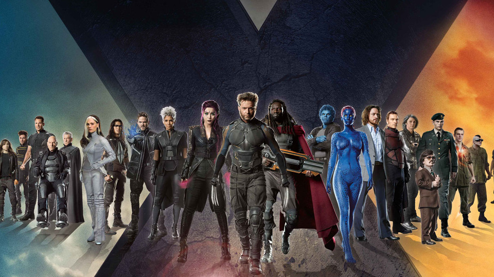 Watch X-Men: Apocalypse (2016) Full Movie Online