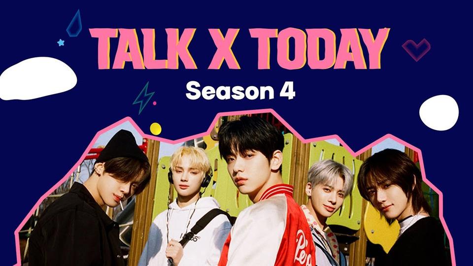 s2021e124 — [Teaser] TALK X TODAY: Season4
