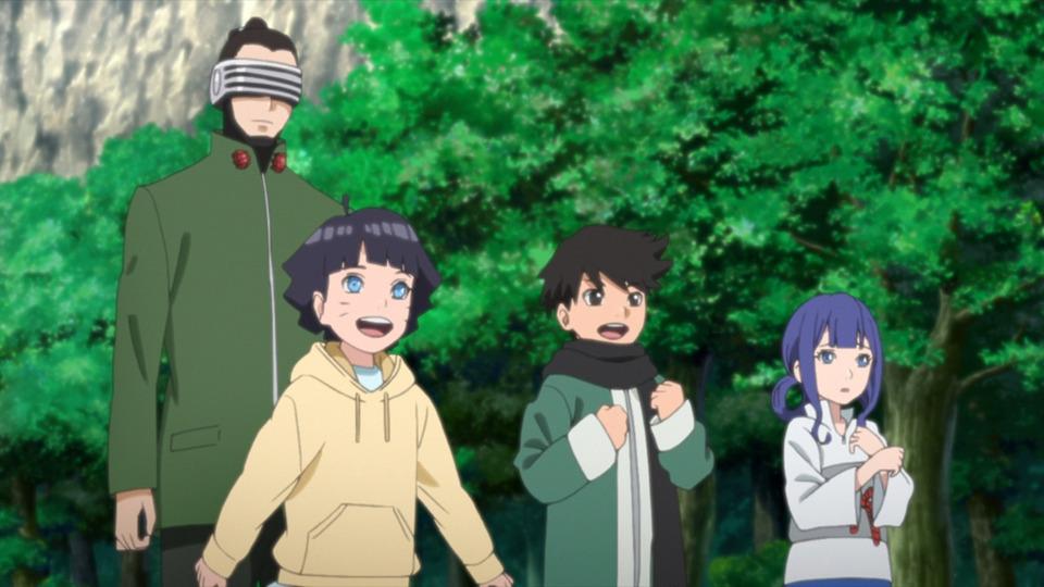 s01e154 — Himawari's Ninja Trial Session!