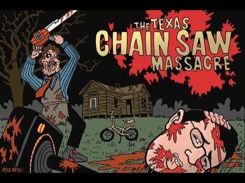 s02e18 — The Texas Chainsaw Massacre