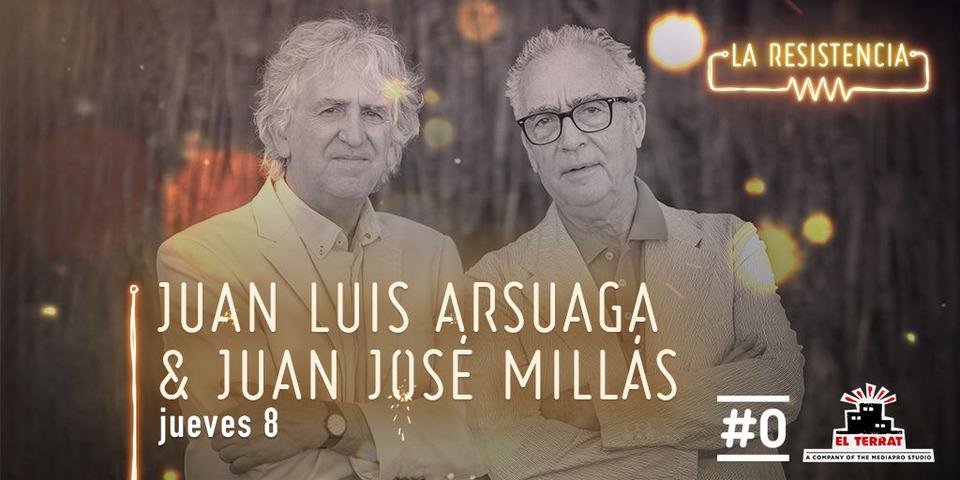 s04e16 — Juan Luis Arsuaga & Juan José Millás