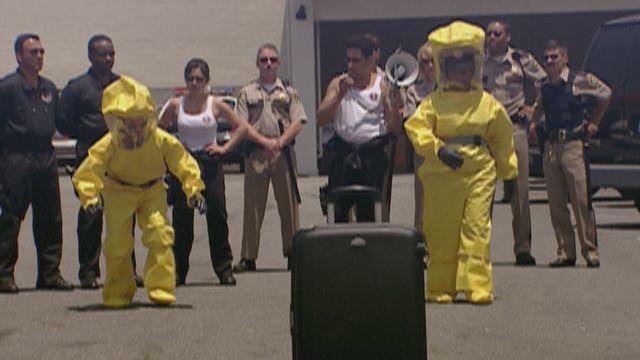 s01e13 — Terrorist Training (2)