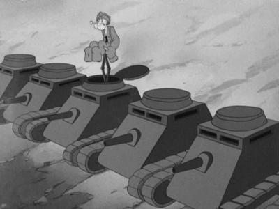 s1942e06 — Many Tanks