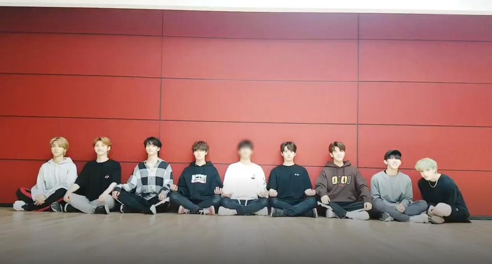 s2018e176 — [Live] UNVEIL 2주전!!!