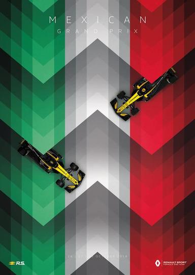 s2018e38 — Mexican Grand Prix Highlights