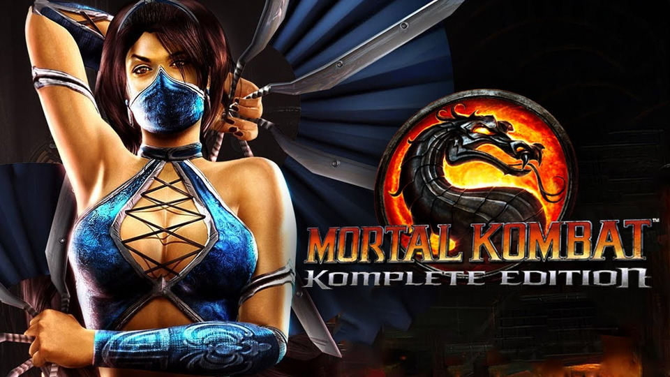 s11e218 — КИТАНА, ДЖЕЙД иКУНГ ЛАО ● Mortal Kombat 9 Komplete Edition (Прохождение) #4