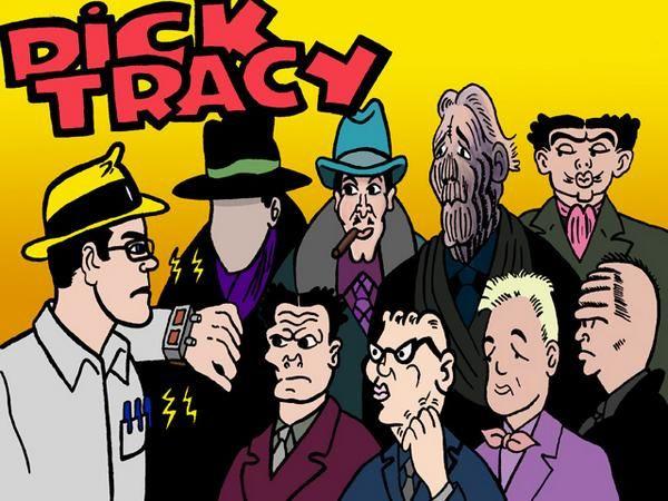 s03e15 — Dick Tracy
