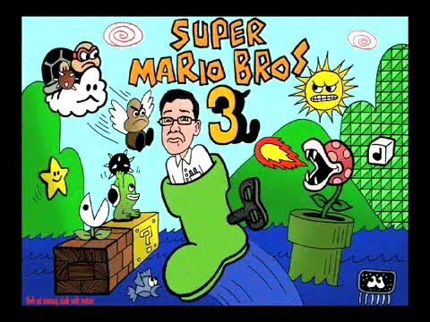 s03e05 — The Wizard and Super Mario Bros. 3