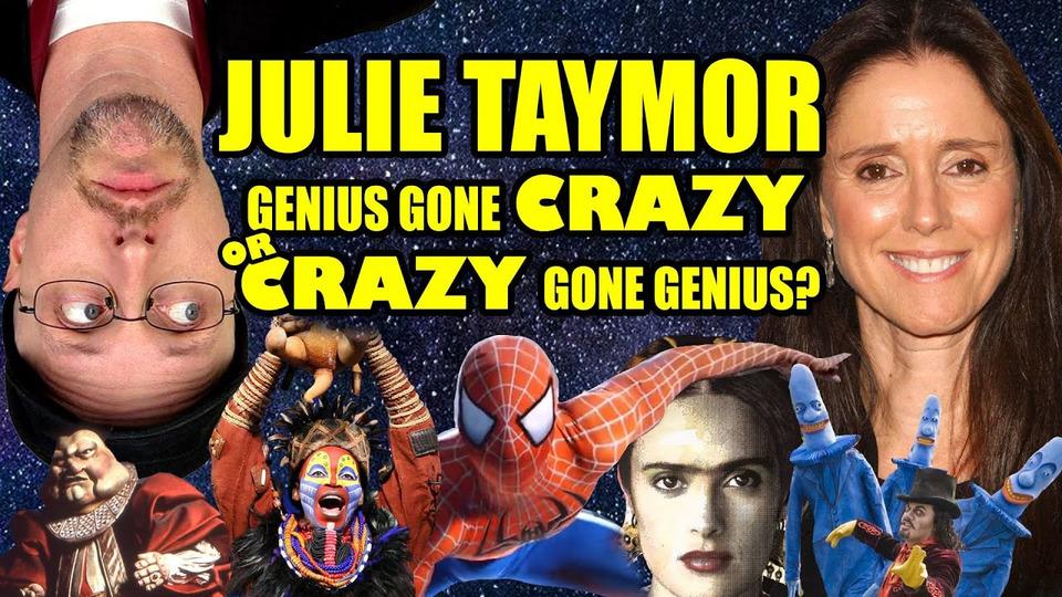s14e20 — Career Dive: Julie Taymor