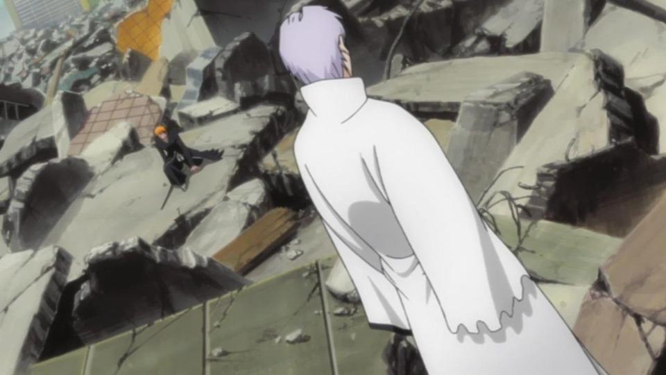 s14e36 — Ichigo Loses His Fighting Spirit!? Gin's Expectation!