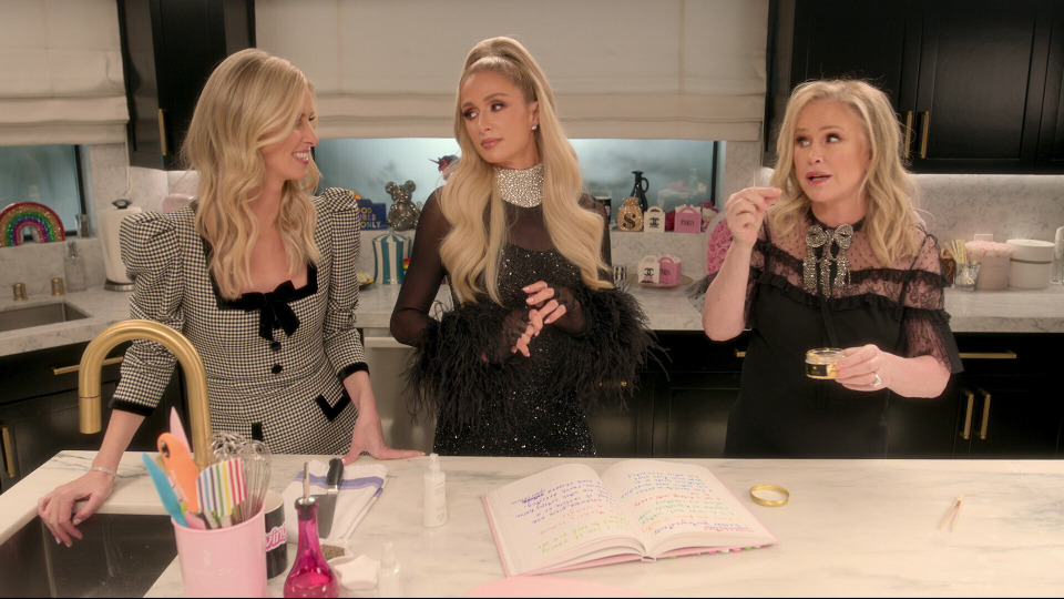 s01e06 — Family Steak Night with Kathy and Nicky Hilton