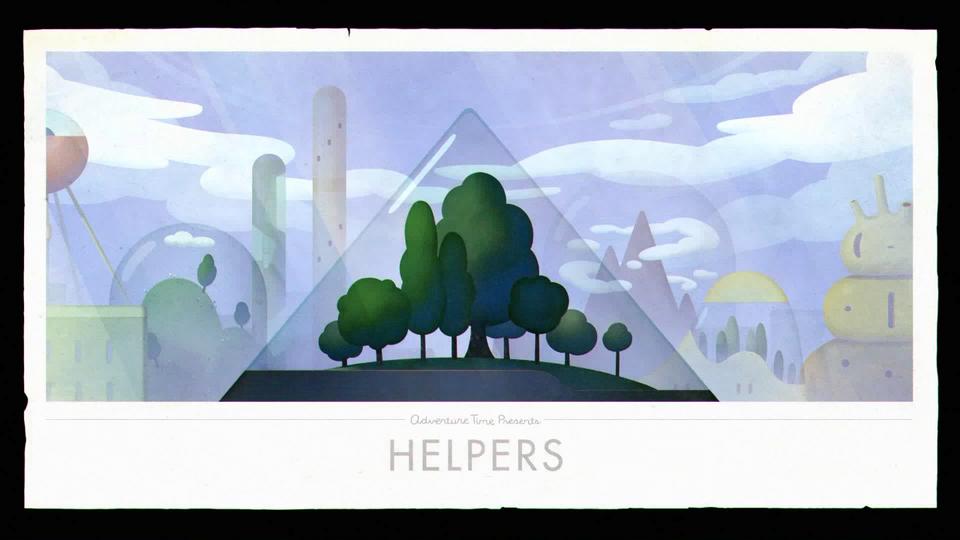 s08e13 — Islands Part 7: Helpers