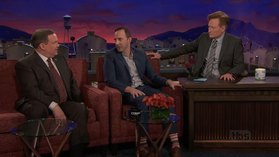s2018e55 — Tony Hale, Brian Posehn, James Veitch