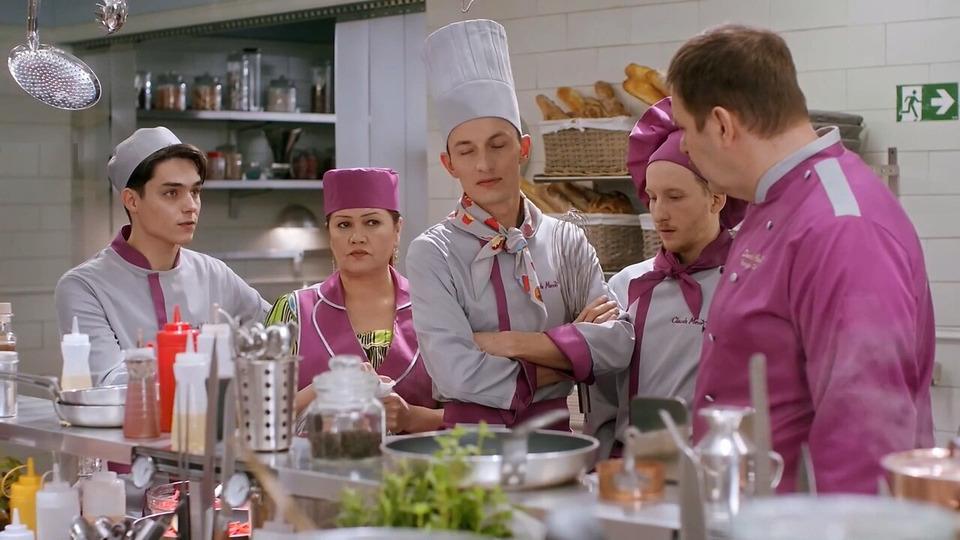 s01e07 — Odcinek 7: Gdy szef kuchni traci smak... Co robić?