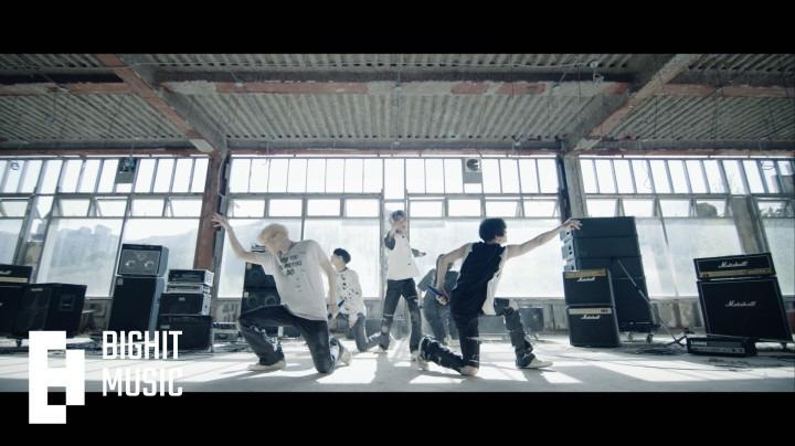 s2021e66 — [Choreography ver.] «0X1=LOVESONG (I Know I Love You)»