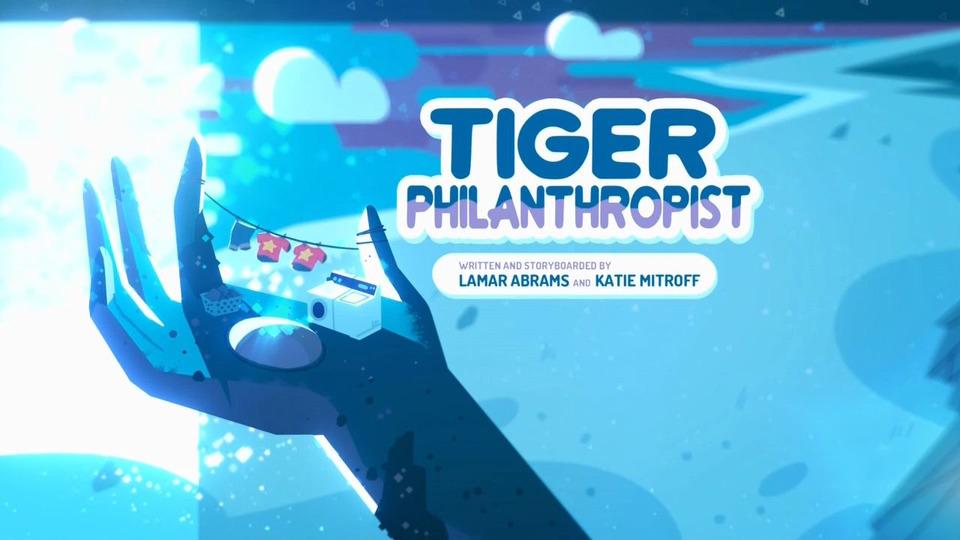 s04e18 — Tiger Philanthropist