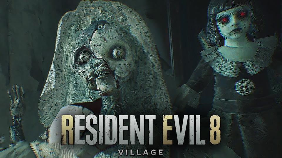 s11e168 — КУКОЛЬНЫЙ ДОМ УЖАСОВ ● Resident Evil: Village #6