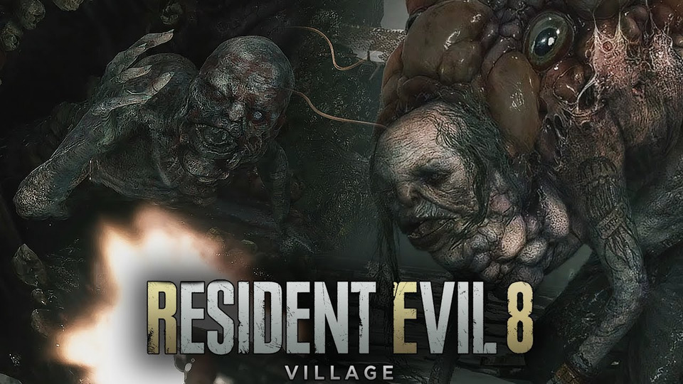 s11e170 — ТРЕТИЙ БОСС: ДОКТОР МОРО ● Resident Evil: Village #8