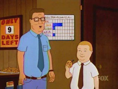 s07e16 — The Miseducation of Bobby Hill