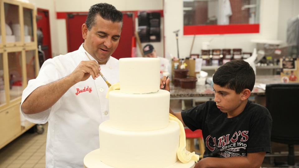 s09e26 — Sailors, Marines and Twins Cake