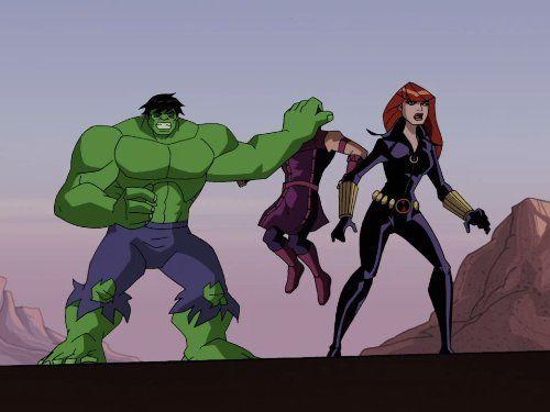 s01e02 — Hulk vs the World