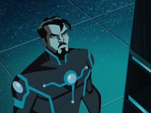 s01e01 — Iron Man is Born!