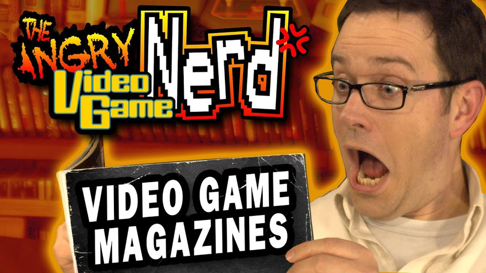 s13e02 — Video Game Magazines