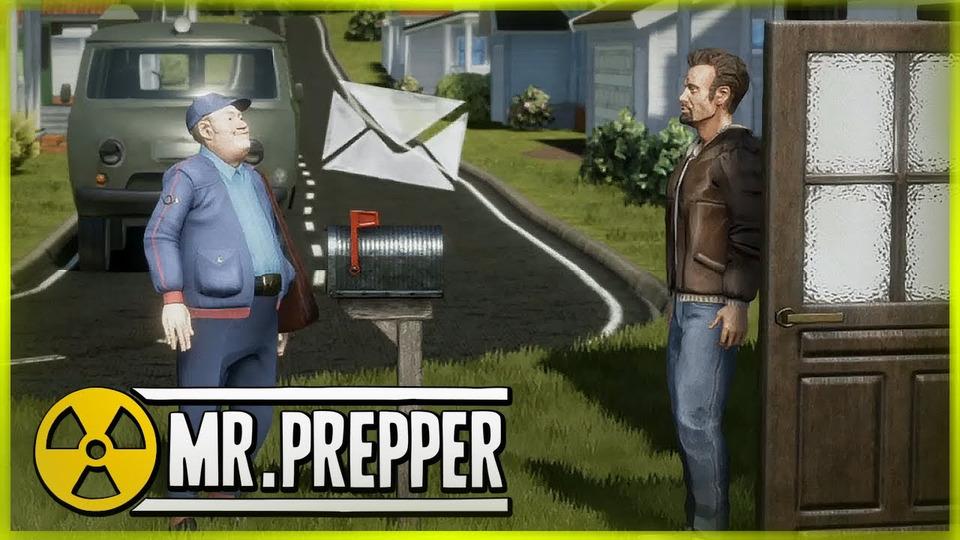 s11e97 — НАЧИНАЕМ ВЫЖИВАТЬ? СИМУЛЯТОР БУНКЕРА! ● Mr.Prepper #1