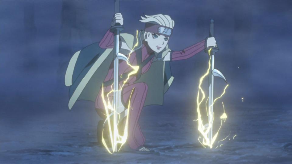 s01e30 — The Sharingan VS The Lighting Blade, Kiba The Fang!