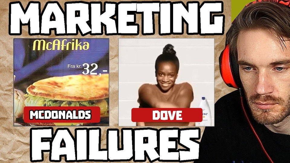s12e96 — top 8941 marketing fails OF ALL TIME XD