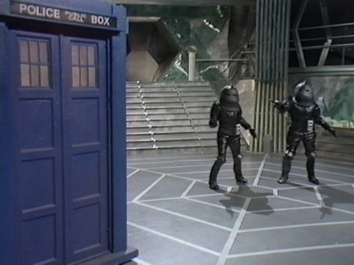 s15e25 — The Invasion of Time, Part Five
