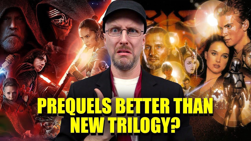 s13e02 — Prequels Better Than the New Trilogy?