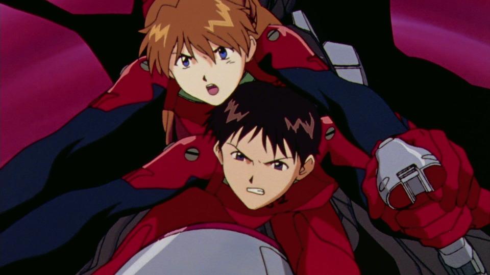 s01e08 — Asuka Strikes!