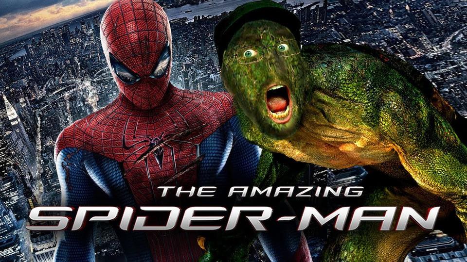 s13e12 — The Amazing Spider-Man