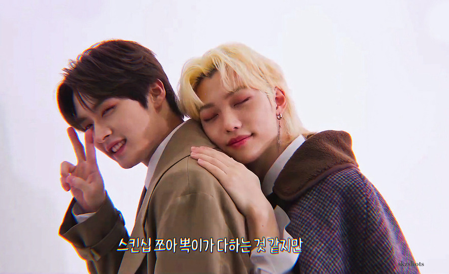 s2021e56 — [BEHIND] Stray Kids 1ST #LoveSTAY «SKZ-X» (only for OFFICIAL FANCLUB)