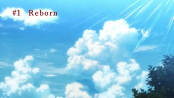 s01e01 — Reborn