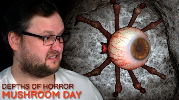 s2021e00 — Depths Of Horror: Mushroom Day ► ГЛАЗА, КОТОРЫЕ ТЕБЯ УСЛЫШАТ
