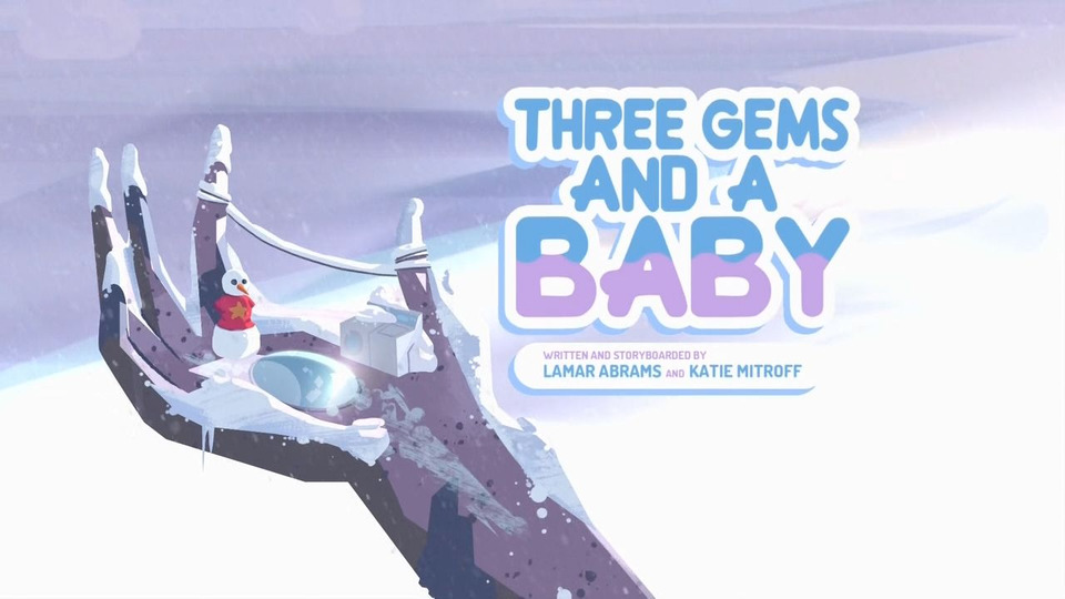 s04e09 — Three Gems and a Baby