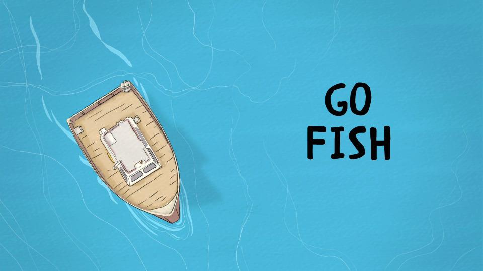 s04e09 — Go Fish