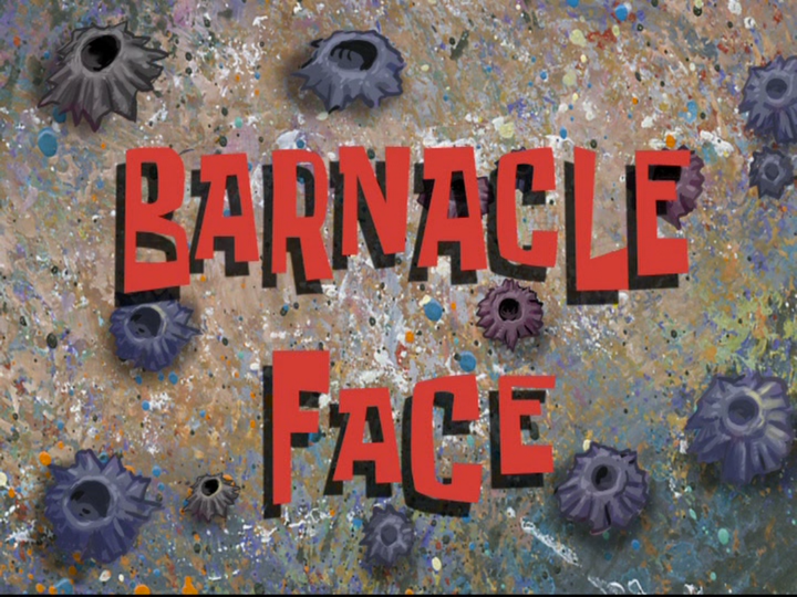 s08e20 — Barnacle Face