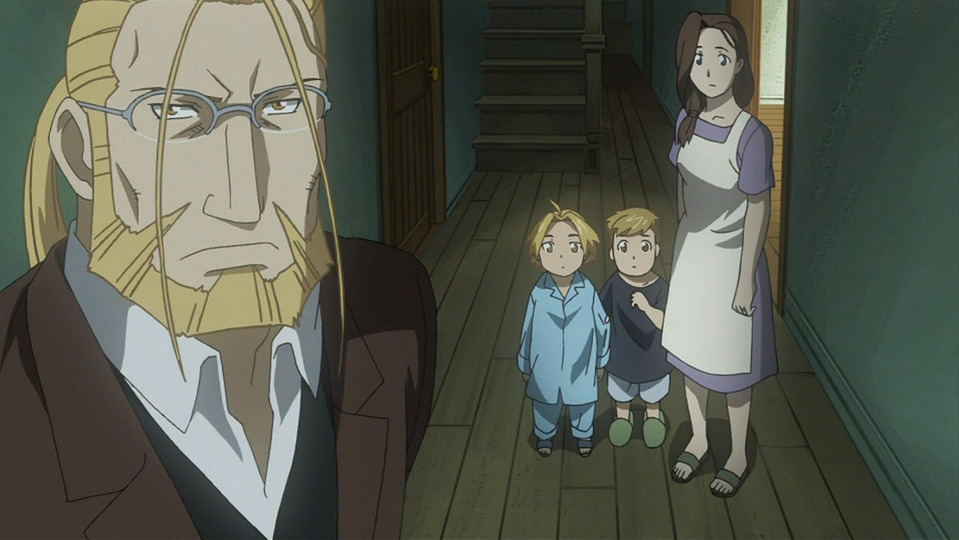 s01e36 — Family Portrait