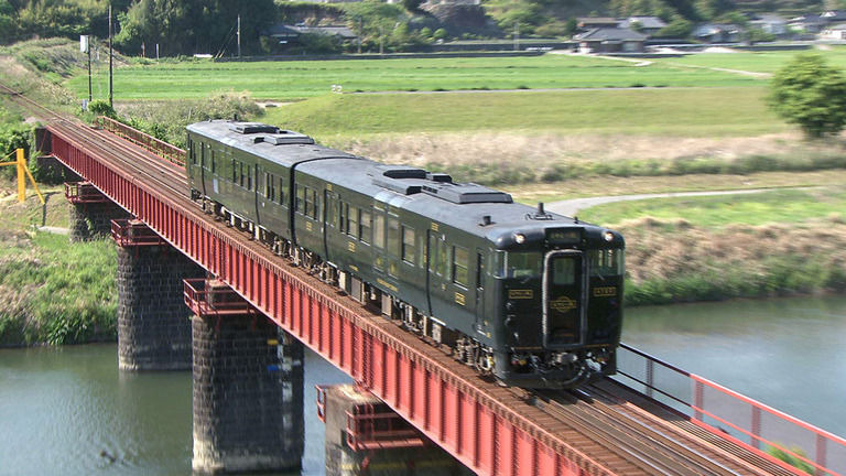 s2013e01 — A Century-Old Railway in Kyushu
