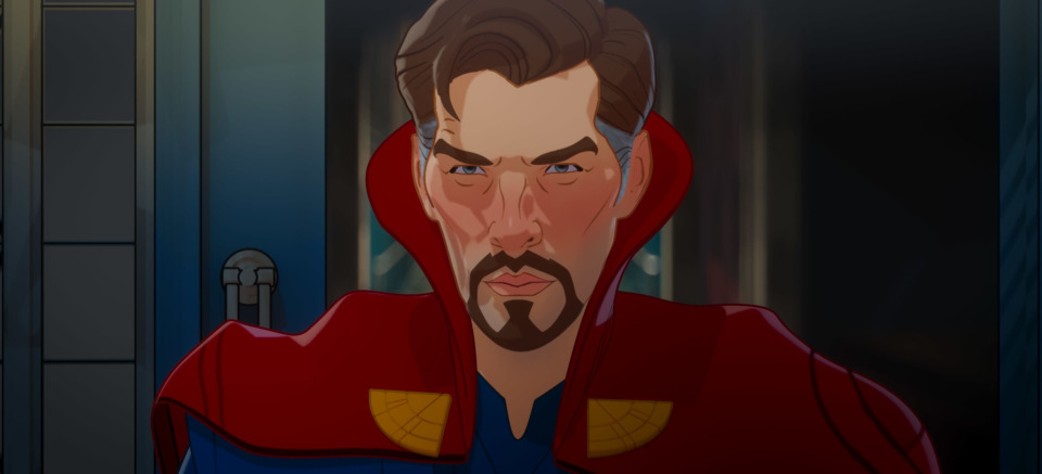 s01e04 — What If… Doctor Strange Lost His Heart Instead of His Hands?