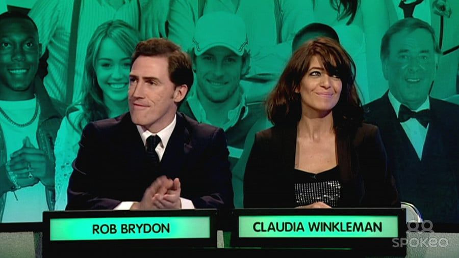 s2010e01 — The Big Fat Quiz of the Year 2009