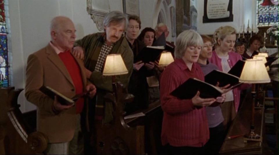 s09e05 — Death in Chorus