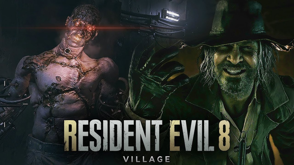 s11e173 — КИБОРГИ УБИЙЦЫ ГЕЙЗЕНБЕРГА ● Resident Evil: Village #11