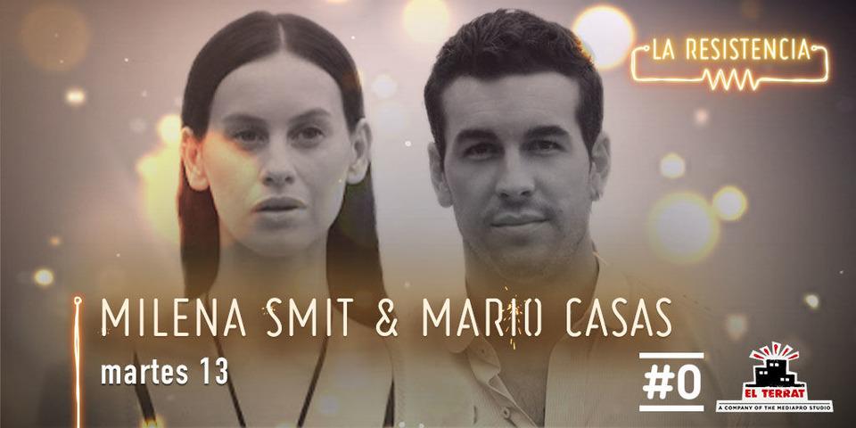 s04e17 — Milena Smit & Mario Casas