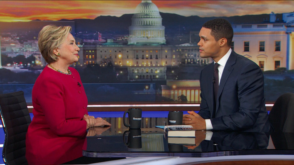 s2017e139 — Hillary Clinton